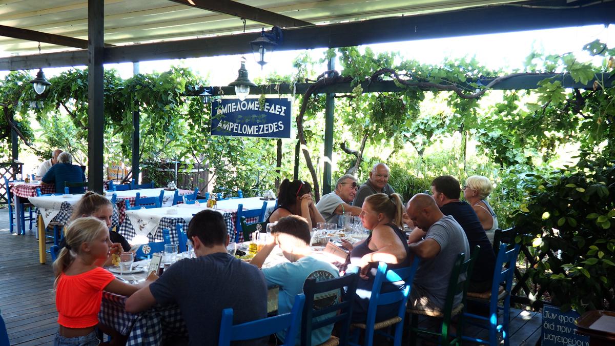 Restaurants tigaki kos restaurants kos traditional for Kos milano ristorante